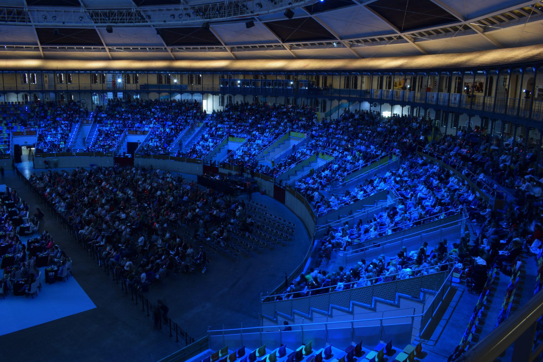 OTG Nuskin's Success Summit 2019 8 Booths, 2600 Receivers