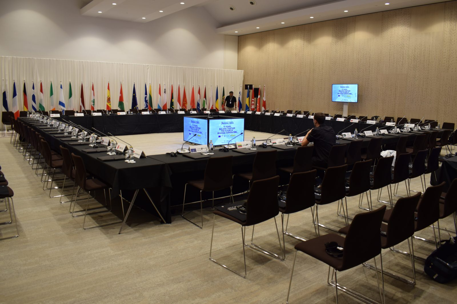 Ministerial Meeting Barcelona
